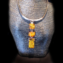 © Goldmine Jewellery - Amber & Sterling Silver